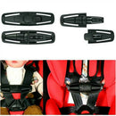1PC Car Baby Safety Seat Strap Belt Harness Knot Safe Lock Car Child Clip Buckle - iPro Accessories