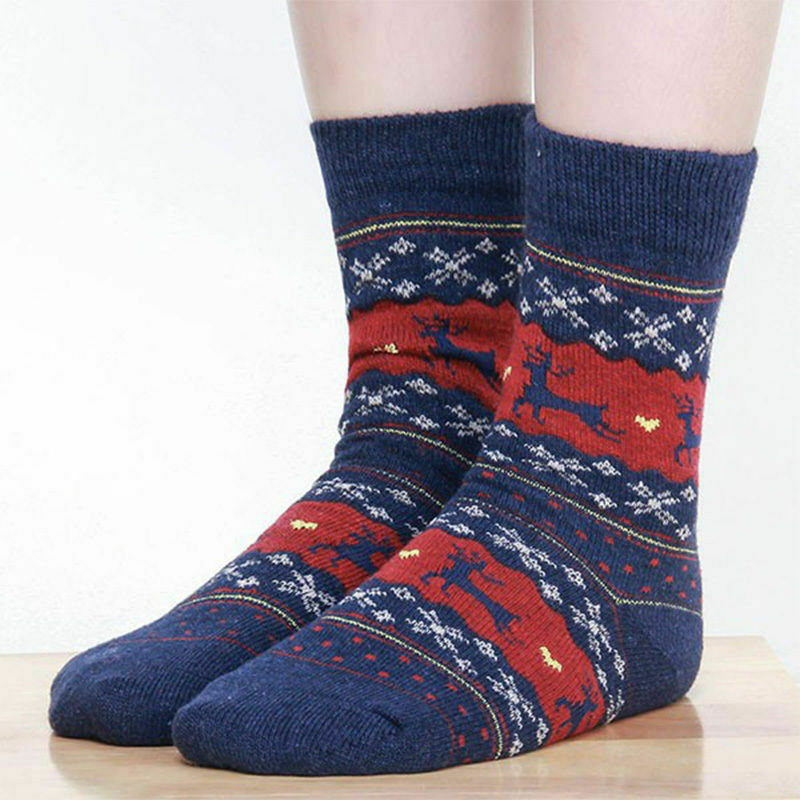 Novelty Christmas Winter Socks - iPro Accessories