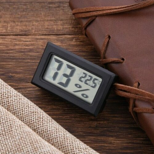 Digital LCD Thermometer Hygrometer Temperature Humidity Meter - iPro Accessories