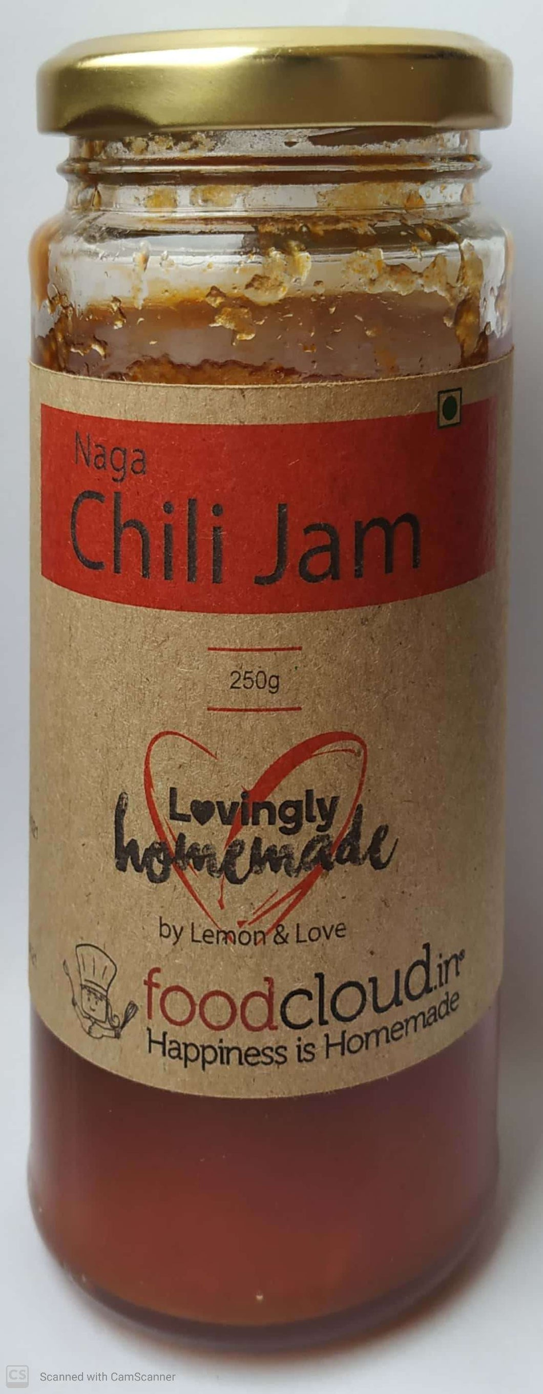 Naga Chilly Jam