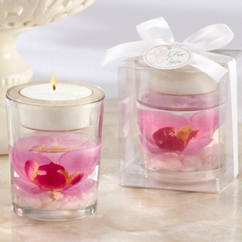Elegant Orchid' Tealight Holder