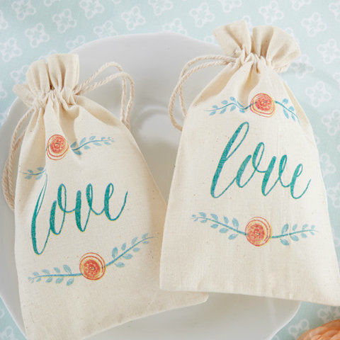 'In Bloom' Love Favour Bag