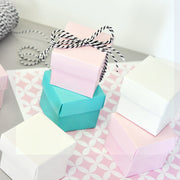 Cube Favour Boxes (Set of 12)