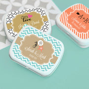 Personalised Theme Mint Tins