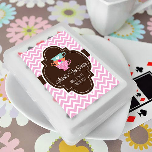 Personalised Theme Playing Cards