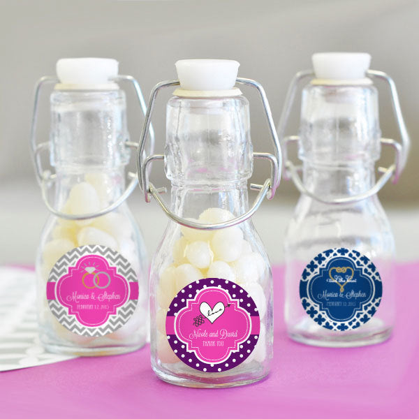 Personalised Theme Mini Bottles