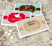 Personalised Theme Mints