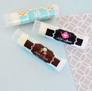 Personalised Theme Lip Balm