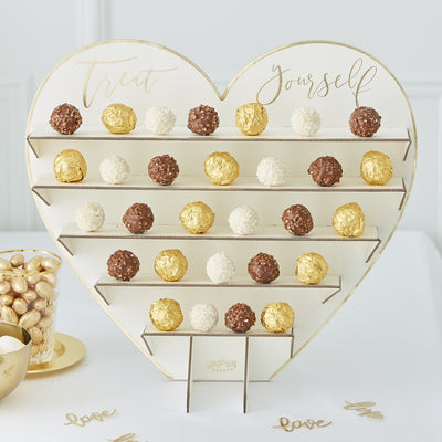 Treat Yourself Chocolate Treat Stand