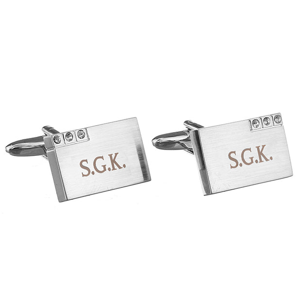 Diamante Cufflinks