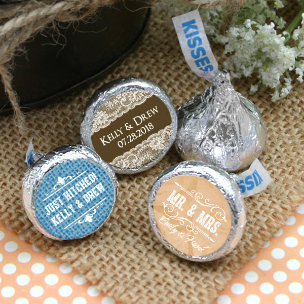 Personalised Hershey Kisses