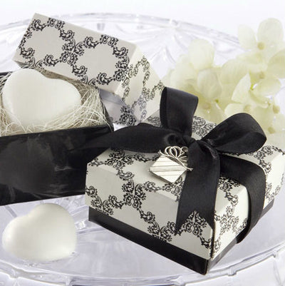'Sweet Heart' Heart-Shaped Scented Soap
