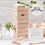 Wedding Guest Book Alternative - Build A Memory Building Blocks Guest Book - Wedding Guest Book - Guest Book