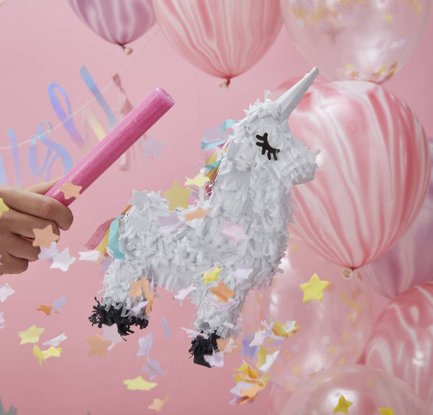 Mini Unicorn Pinata -  Unicorn Birthday Party - Unicorn Party - Unicorn Party Decorations