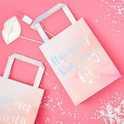 Hen Party Bags - Hen Party Hangover Recovery Party Bags - Hen Night Bags - Hen Do Party Bags