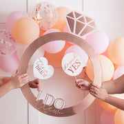 Customisable Photobooth Hen Party Photo Props