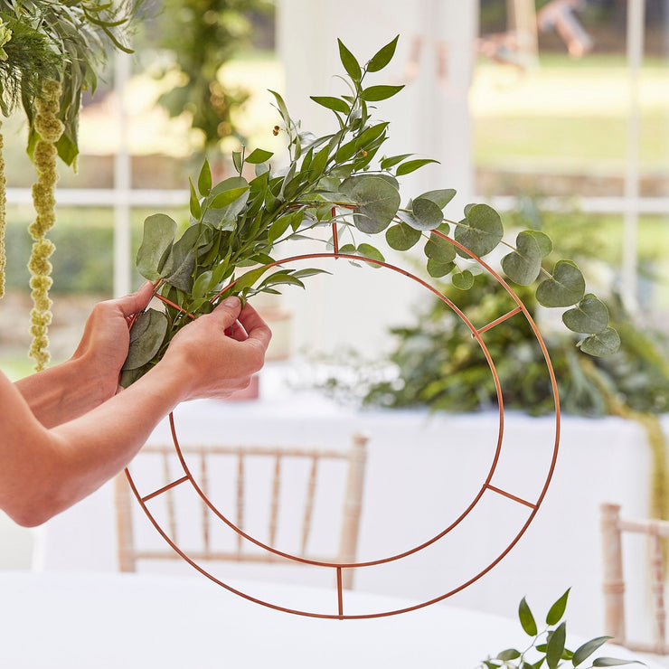 Artificial Eucalyptus Garland Lights - Botanical Wedding Decorations - Garland for Weddings