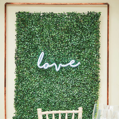 Flower Wall Backdrop Foliage Tile - Wedding Backdrop