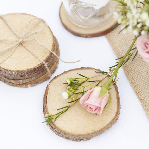 Mini Wooden Slices