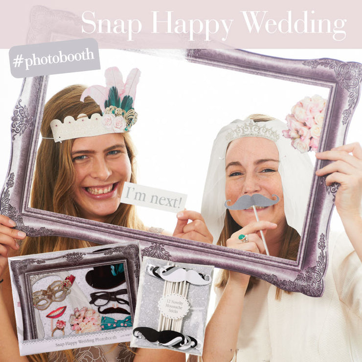 Snap Happy Photo Booth Props
