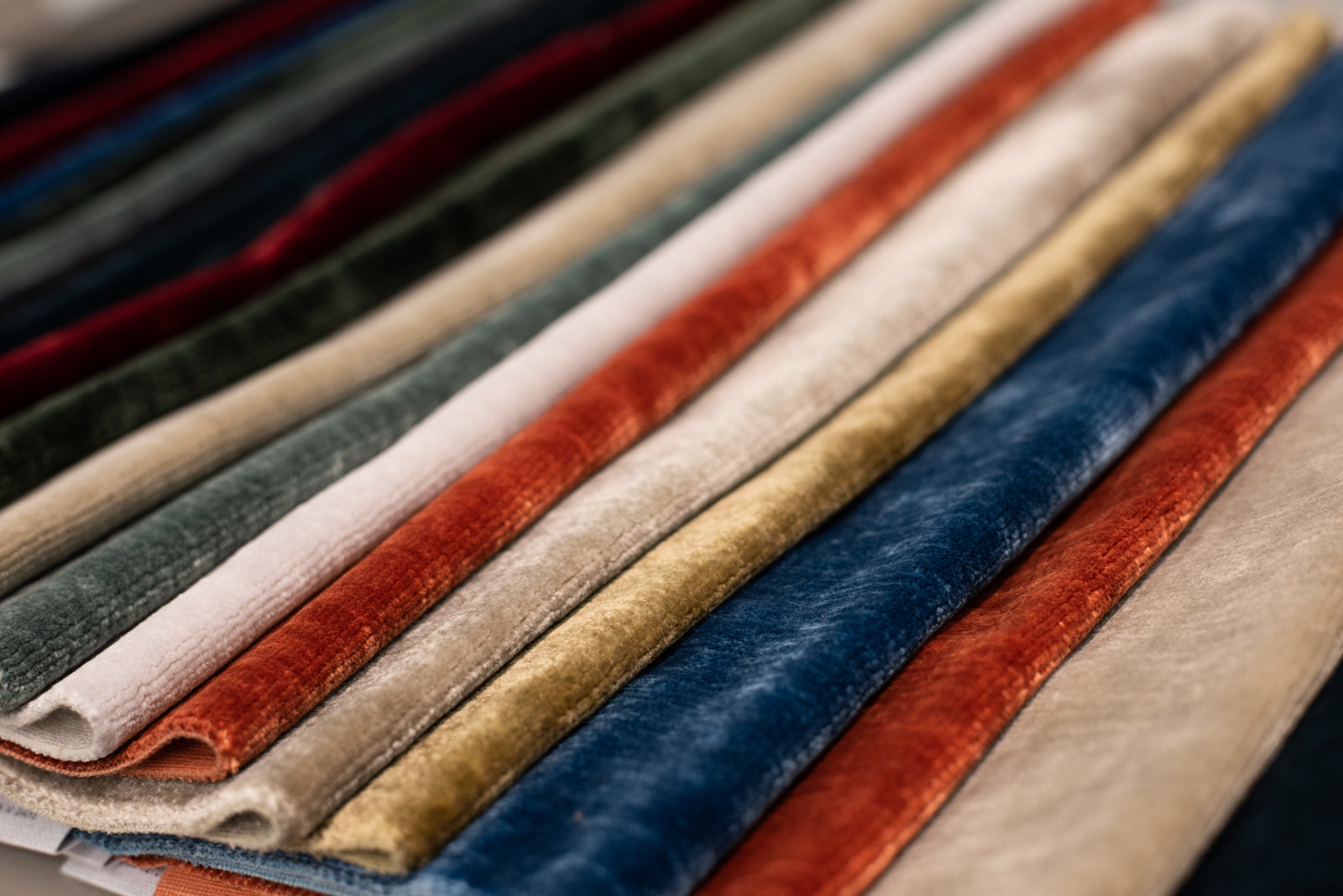 Choosing the Right Fabric | Upholstery | Lewis and Sheron