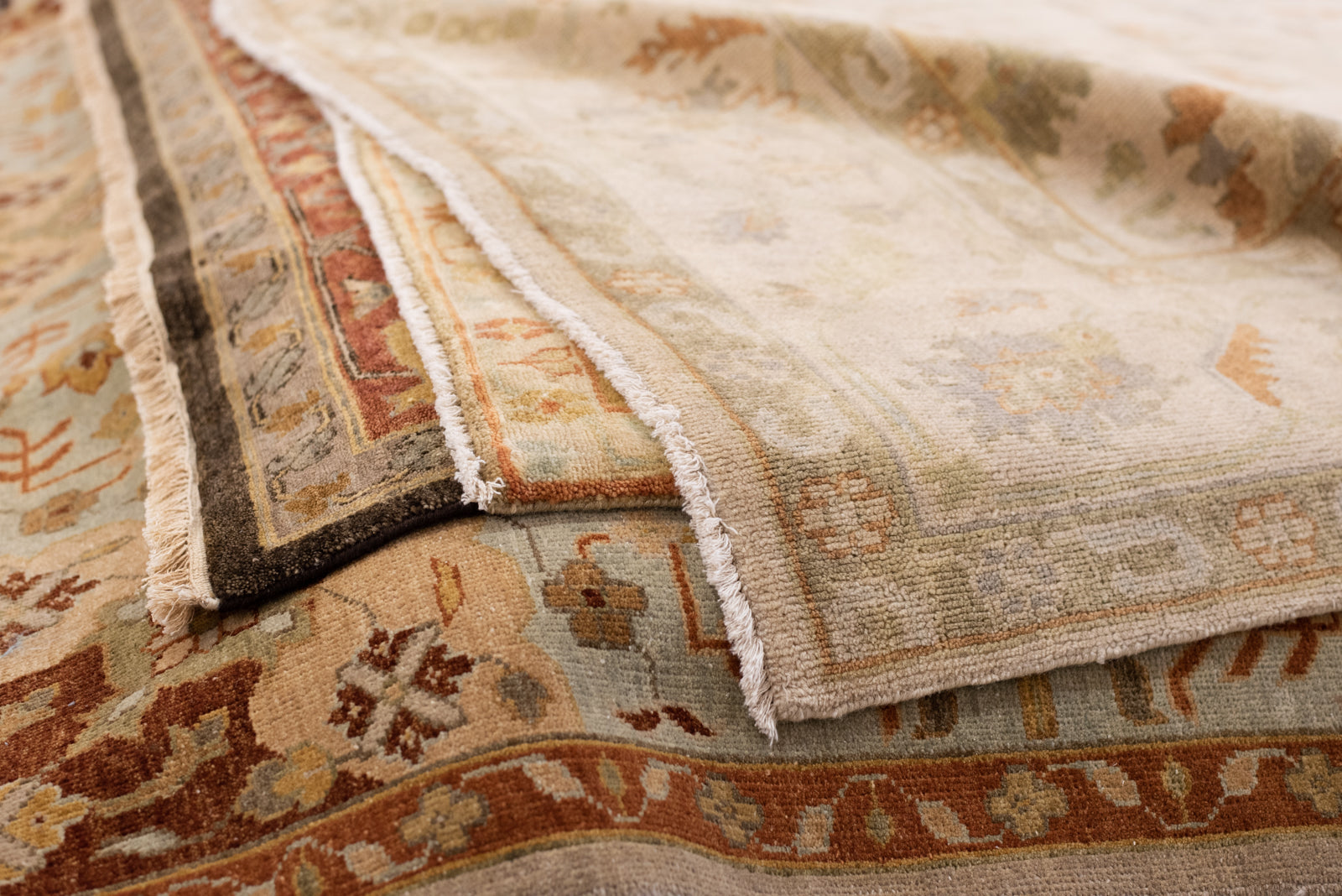 The Difference of a Hand-Knotted Rug | Lewis and Sheron