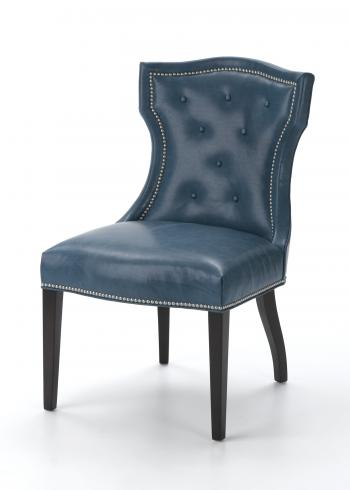 Side Chair w/ Tufted Back