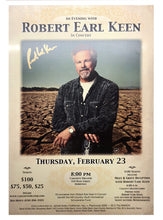 Load image into Gallery viewer, February 23, 2012 Concert Poster