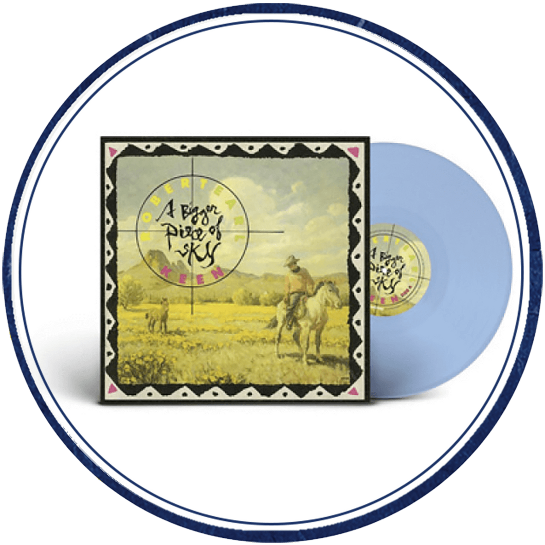 A Bigger Piece of Sky (Ltd. Edition Sky Blue Vinyl)