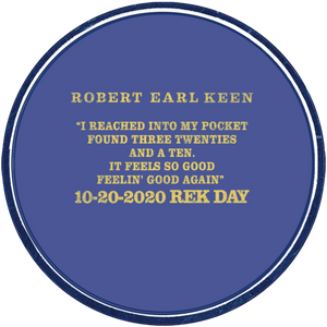 2020 REK Day - Feelin' Good Again Long Sleeve