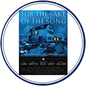 """For The Sake of The Song, The Story of Anderson Fair"" DVD"