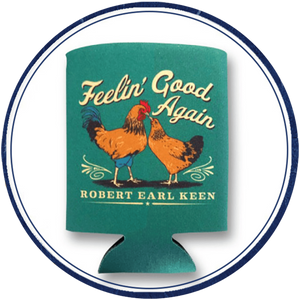 Feelin' Good Again Koozie
