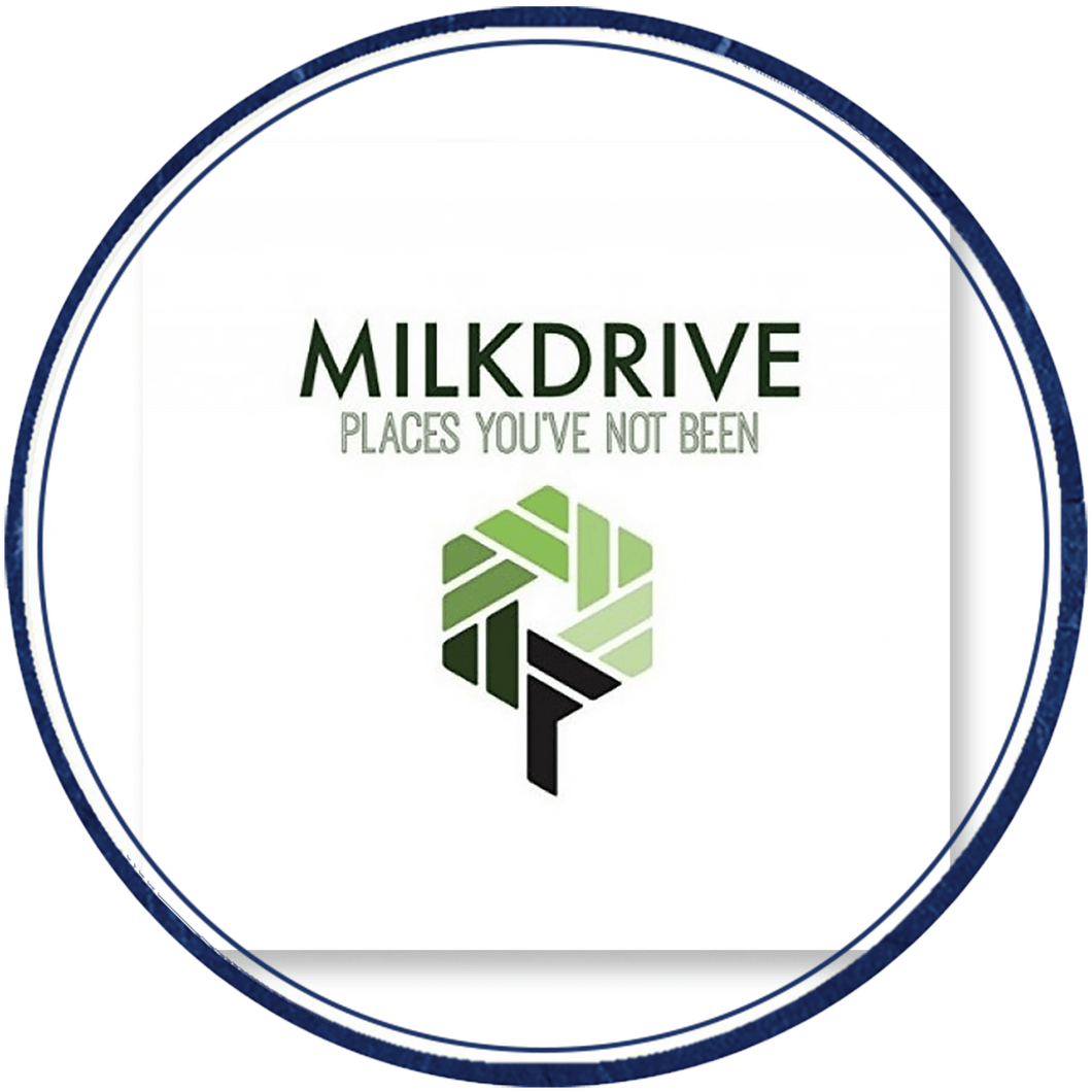 Milkdrive - Places You've Not Been CD