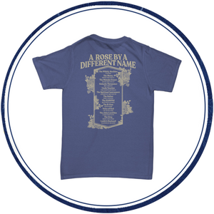Americana Podcast B-3 Shirt - Blue