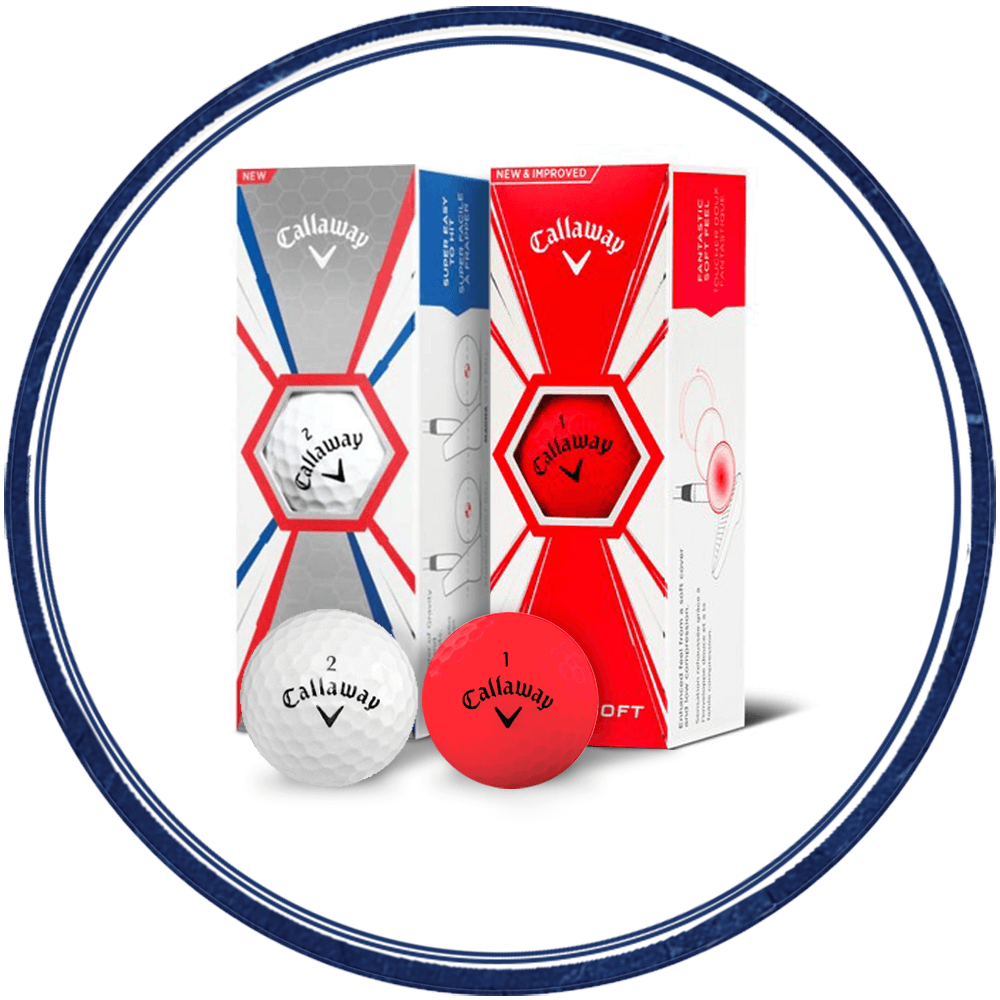 Callaway Golf Ball Set