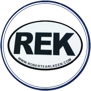 REK Bumper Sticker