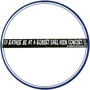 "Sticker - ""I'd Rather Be At A REK Concert"""