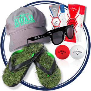 REK Quarantine Golfer's Package