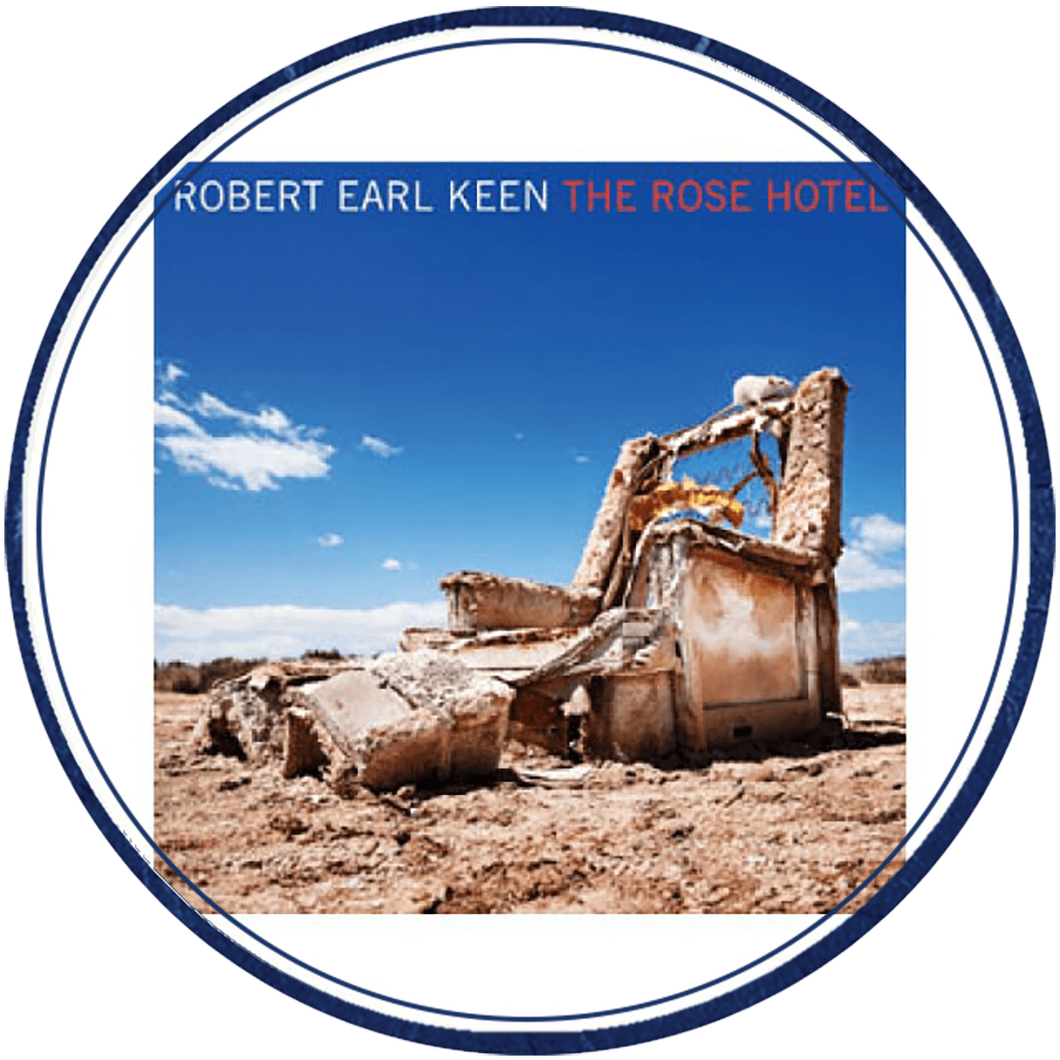 The Rose Hotel - CD