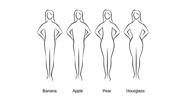 Different body shapes – and which swimwear to choose!