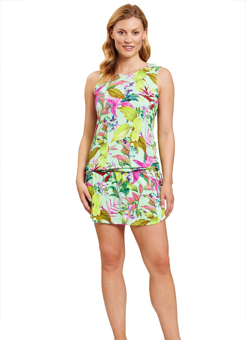 1205556-Rosch-Floral-Print-Beach-Dress