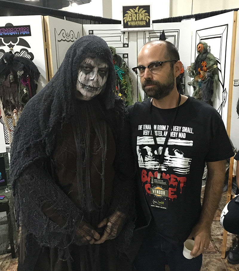 Nightmare at ScareLA: Close Encounters of the Nun-Like Kind