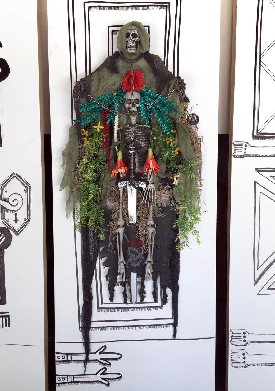 Oathkeeper Wreath by The Grim Wreather
