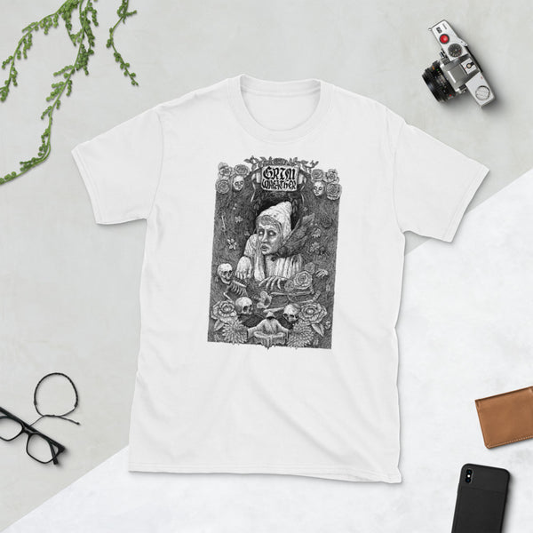 Short-Sleeve Unisex T-Shirt by BLIAL CABAL for Grim Wreather