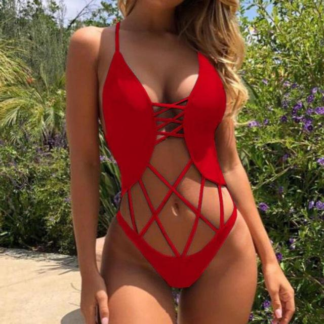 Flawless Hollow Out Bikini