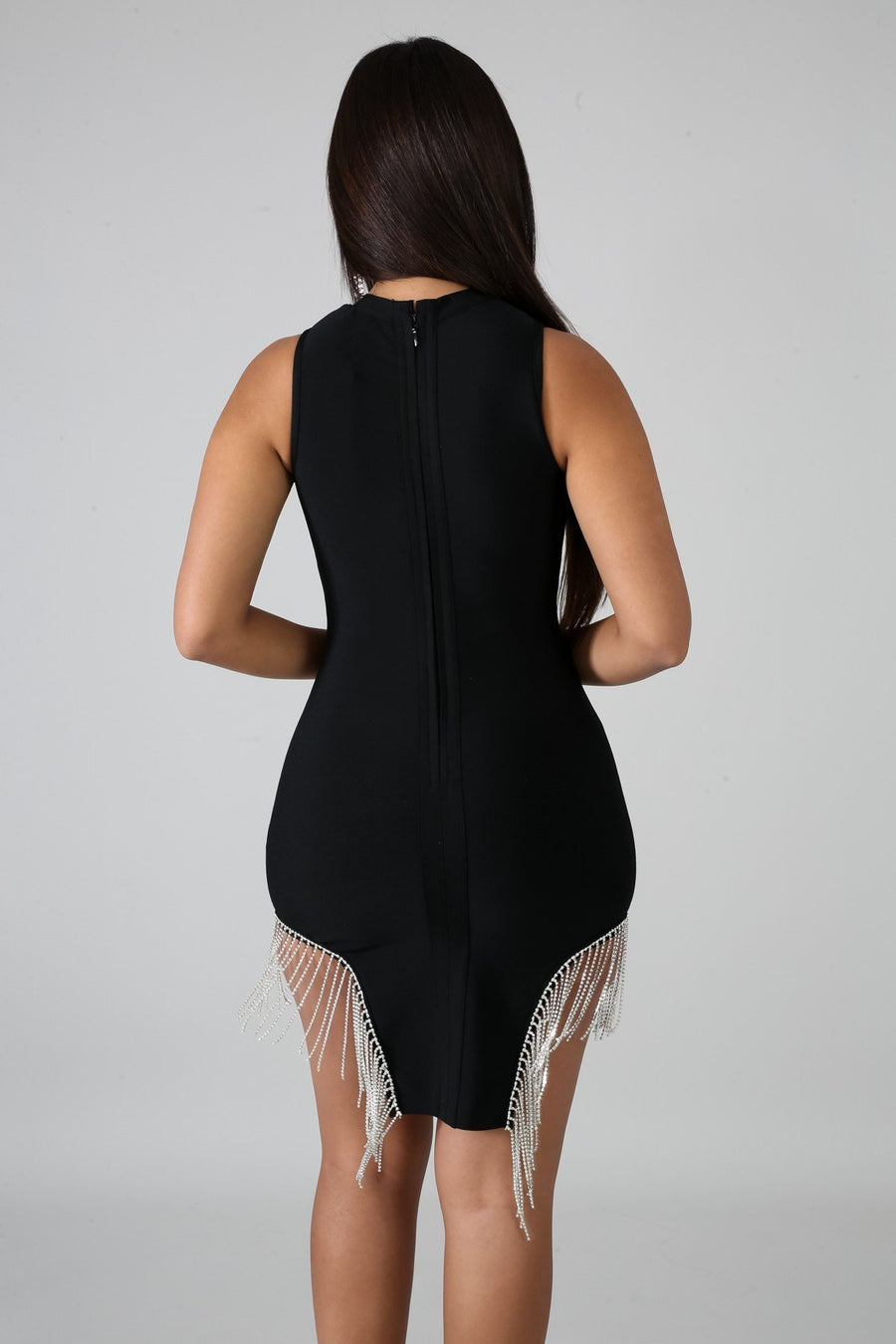 Micola Black Dress