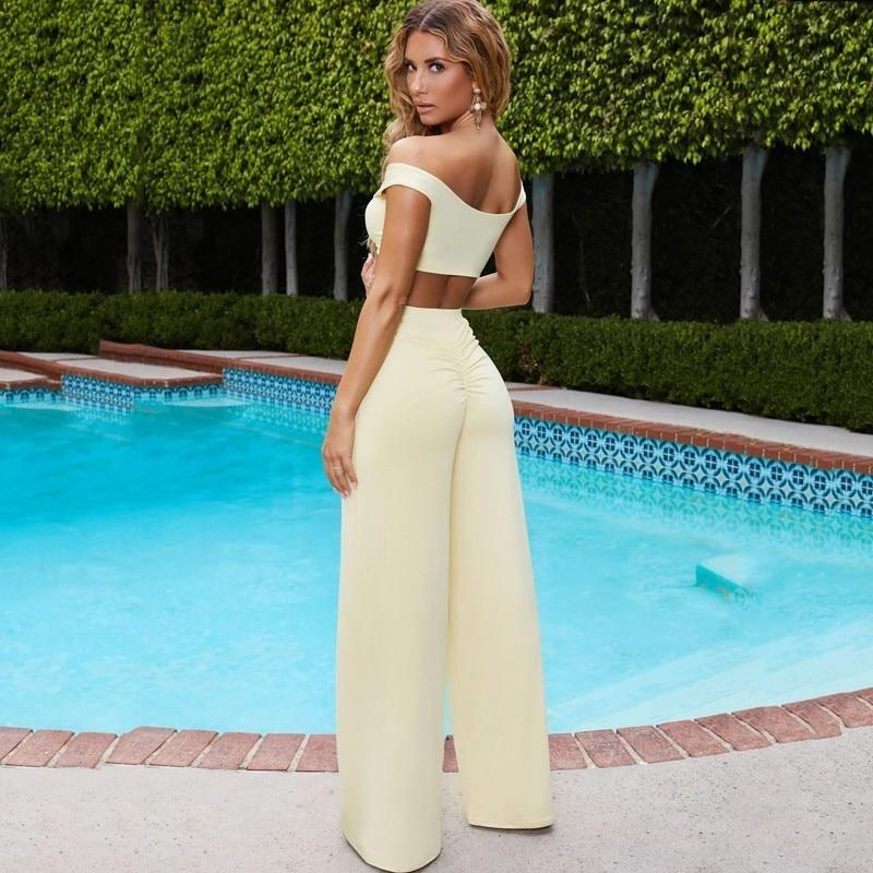 Solid-Sexy 2 Piece Set