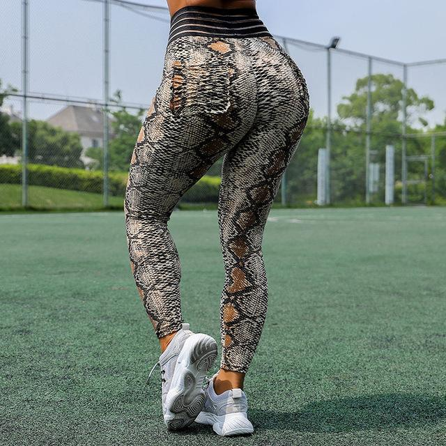 Sexy Leopard Push Up Leggings
