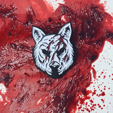 Load image into Gallery viewer, You're Next, Bloody Fox Mask