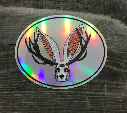Holographic Third Eye 3""